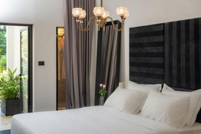 מיטה זוגית מפנקת חדר גארדן ליר