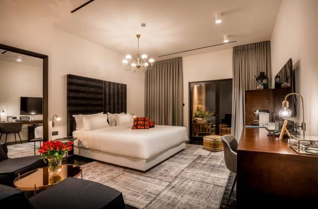 מלון ליר - חדר גרדן
